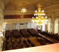 Термін вольбы председу новой ческой палаты є становленый