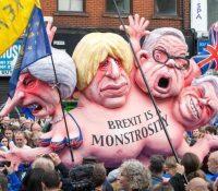 В Менчестрі протестовали тісячі людей