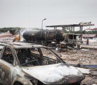 Выбух в Аккрі быв причинов смерти сім чоловіків і 132 поранненых