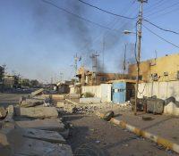 Вчера вечур было вбито 11 цівілістів в ірацкім місті Гіт