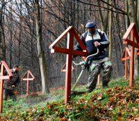 В селі Збійне посвятили воєньскый цінтерь