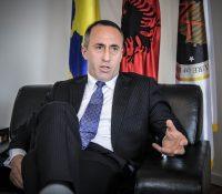 Зо сербской енклавы голосять выбухы