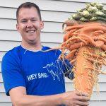 Najťažša morkov mala vece jak 10 kilogramiv