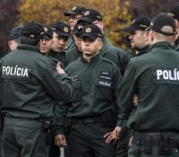 Закон о поліцайнім корпусі буде діючій од фебруара