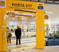 Словацька пошта глядать фірмы на доручованя пакунків