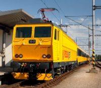 Жовты влакы RegioJet підуть і з Гуменного