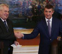 Мілош Земан хоче нову владу в протягу двох аж трёх місяців