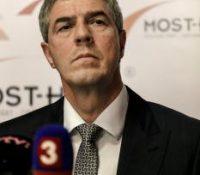 По демісії председу Бела Буґара одступило і председницьтво партії Мост-Гід