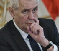 Зузана Чапутова послала Мілошові Земанові проявліня жалости  у звязку з вчерайшым пожаром в Хомутові
