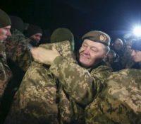 Сепаратисты і владны силы на Україні собі вымінили выше 300 заятців