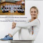 Rusynija z Humennoho i Milena Lancošova 26. 12. 2017