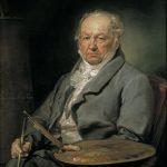 Francysko Goja ohluchnuv pro maľovaňa.
