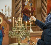Православны віруючі вчера славили Великдинь