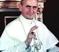 Бывалый папа рімскый Павол VI буде выголосеный за святого