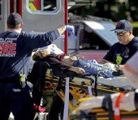 На середній школі на Флоріді ся стріляло, 17 мертвых