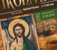 """Днесь в Снині ся одбуде вернісаж выставы """"Ікона – теолоґіа у фарбах"""""""