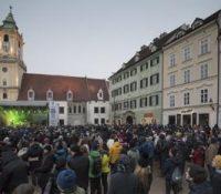 В Братіславі одбыв ся концерт Про Яна і Мартіну