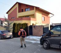 У звязї з враждов новинаря Я. Куцяка затримала поліція на Земплинї 7 особ