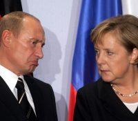 Анґела Меркелова ся хоче стрітнути з Владіміром Путіном