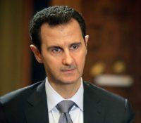 Башар Асад навщівив Володимира Путїна