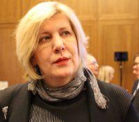 Жена у функції комісаря Рады Европы про людьскы права