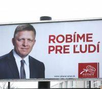 Найбогатшов політичнов партійов на Словакії є Смер-СД