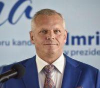 Імріх Береш аси небуде кандидувати на пост презідента СР