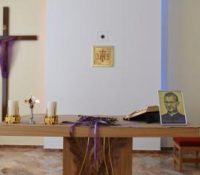 Перша каплічка Тітуса Земана на світі