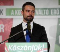 Шеф партії Jobbik резіґновав