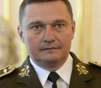 Даньєл Змеко выменованый за началника Ґенералного штабу Озброєных сил СР
