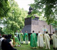 В Руській Быстрій святковали 10 років запису церькви до UNESCO
