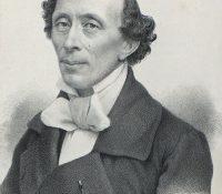 Hans Christian Andersen choťiv bŷty baleťak