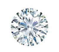 Briliant je lem vŷbrušenŷj diamant