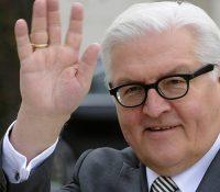 Німецькый презідент на Україні