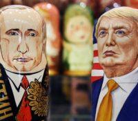Президенты Россії і Споєных штатів ся стрітнуть в часі того літа