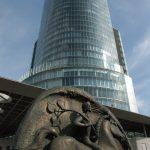 Najvŷsša budova na Slovakiji je Centralna banka