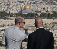 Прінц Віліям на навщіві Ізраїля і палестинскых територій