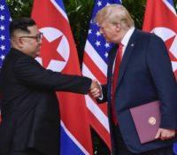 В Ганої в середу зачне саміт Трамп – Кім Чонґ-ун