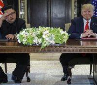 Одбыв ся історічный самміт презідента УСА і лідра КЛьДР