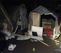 Напад на ромскый табор у Львові має єдну жертву