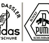 Firmŷ Adidas a Puma osnovaly dvomy rozhňivanŷ braťa