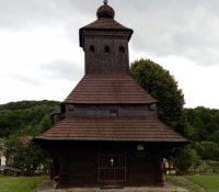 В катастрі села Улич Криве є Народна природня резервація Рожок