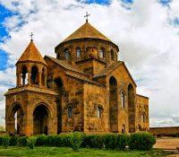 Armenija jak perša pryjala christianstvo