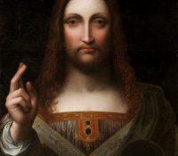 Najdorohšŷj obraz je od Leonarda da Vinči