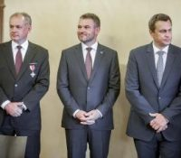 В Банскій Быстріці ся одбыла стріча трьох словацькых уставных чінителів