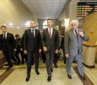 Влада приділила гроші на реконштрукцію Головной станіці в Братіславі
