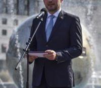 """В Братіславі одкрыли выставку з назвом """"Інвазія Авґуст 68"""""""