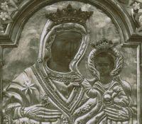 Буде выдана марка з выображенов іконов Краснобрідьской Богородиці
