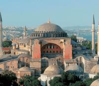 Турція не одобрила жадость о зміну Храму Божой мудрости на мешіту