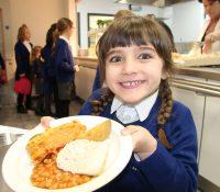 Учні основных школ будуть мати бесплатны обіды